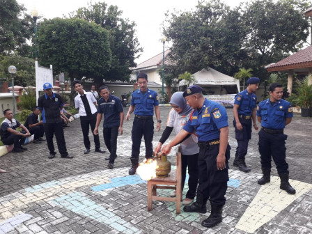 ASN in South Thousand Islands Educated on Fire Handling