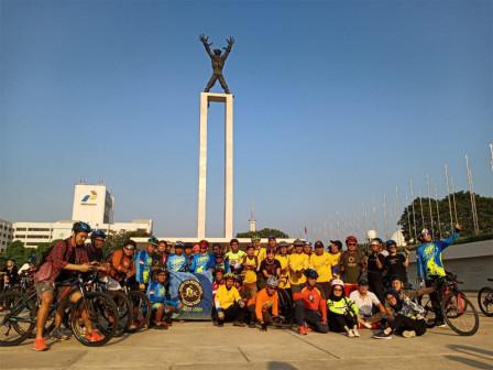 Komunitas Sepeda Koja Dukung Pemprov DKI Buat Jalur Sepeda