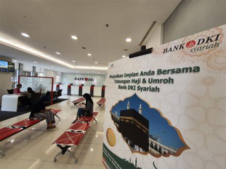 Unit Usaha Syariah Bank DKI Dapat ISF Awards 2021