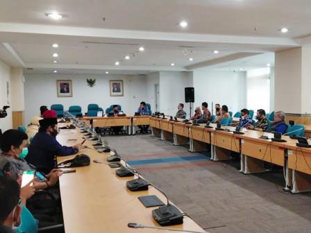 DPRD Kota Bandung Kunker Ke DPRD DKI Jakarta