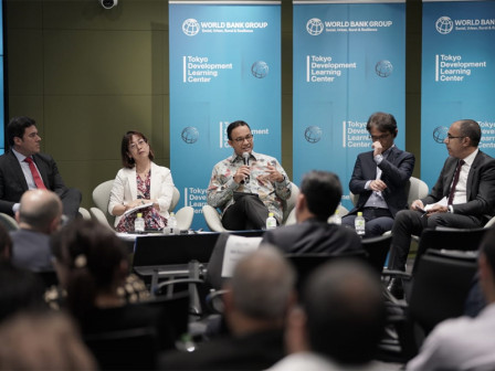 Hadiri KTT U20, Anies Jadi Pembicara Mengenai Perubahan Iklim