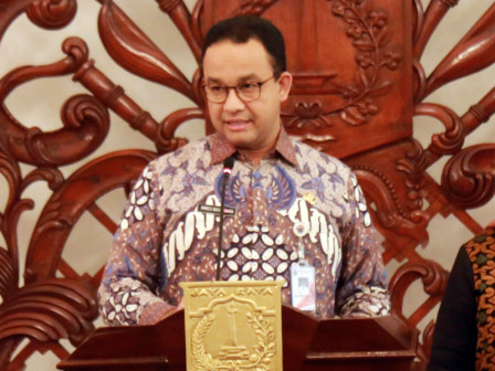 COVID-19 Cases Decreasing, Jakarta Returns to Implement Transitional PSBB
