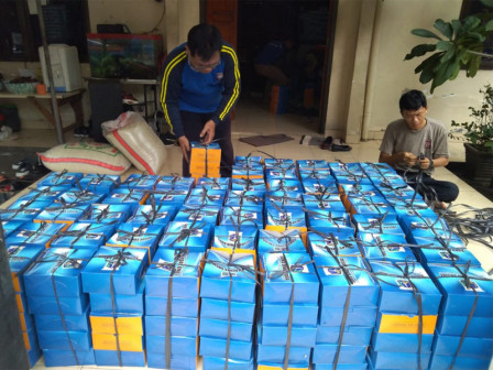 6,000 Meals Distributed to Flood Victims in South Jakarta