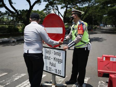 Ganjil Genap di Tiga Lokasi Wisata Berlaku Untuk Kendaraan Roda Empat