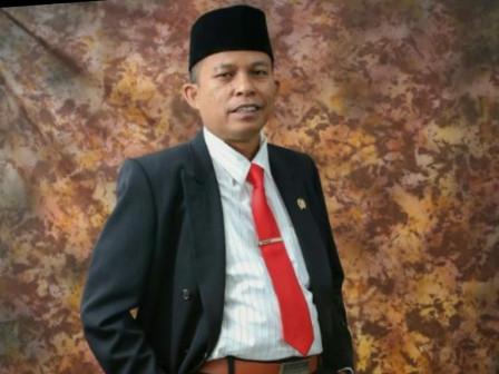 Anggota Komisi A Sambangi Warga Lenteng Agung