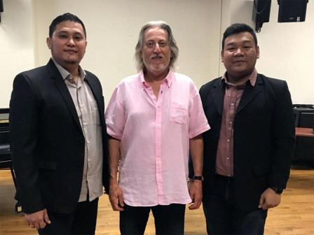 Founders of Jakarta Youth Choir Invited to Seminar at New York University