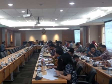Jakarta DPRD Consultative Board Sets Schedule to Review  KUA-PPAS 2020