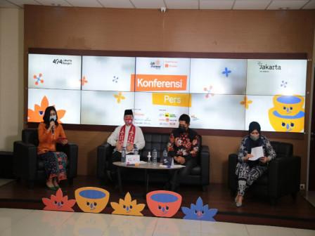 Adakan Jakpreneur Fest, Pemprov DKI Bersama JXB Gandeng Shopee Dorong UMKM Ibukota Naik Kelas
