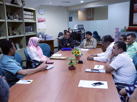 Gorontalo and Batam DPRD Held Kunker to Jakarta DPRD