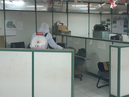 Kantor Perwakilan Pemkab Kepulauan Seribu Ditutup Sementara Waktu