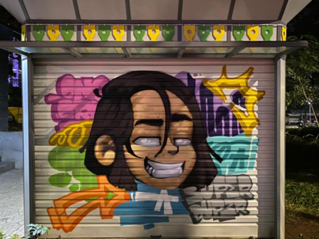 Parekraf Collaborates with Mural Artists to Beautify Jakpreneurs' Kiosks