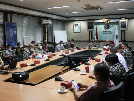 Satgas Saber Pungli DKI Sosialisasikan Pencegahan Pungutan Liar ke Jajaran Dishub