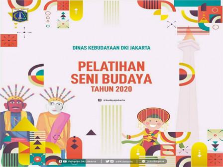 North Jakarta Culture Sub-department Opens 12 Cultural Art Classes