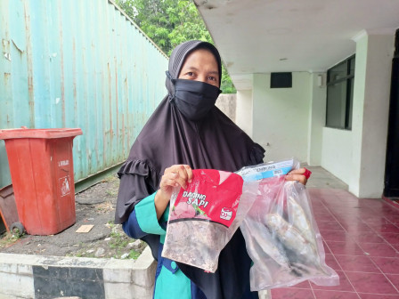 Program Pangan Bersubsidi Disambut Positif Warga