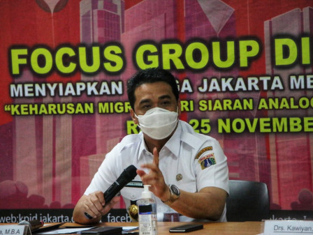 Appreciating FGD Held By KPID Jakarta, Ariza Urges Jakartans to Be Prepared to Face Analog Switch Off 2022