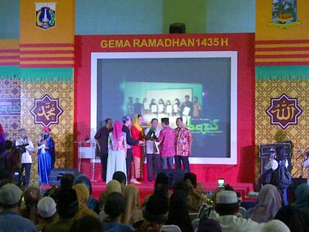 South Jakarta BAZIS Distributes Rp 671.8 Million to the Poor