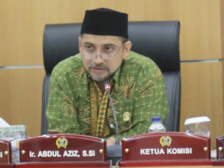 Pendataan Pekerja Korban PHK Diapresiasi Ketua Komisi B