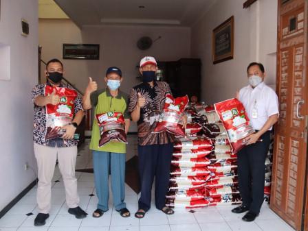 Food Stasion Bakal Distribusikan 5.000 Ton Beras Kualitas Premium Bagi 457.250 KPM