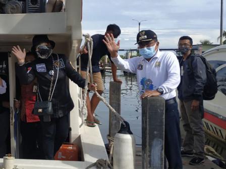 Bupati Sambut Baik Kunjungan Anggota DPD RI ke Kepulauan Seribu
