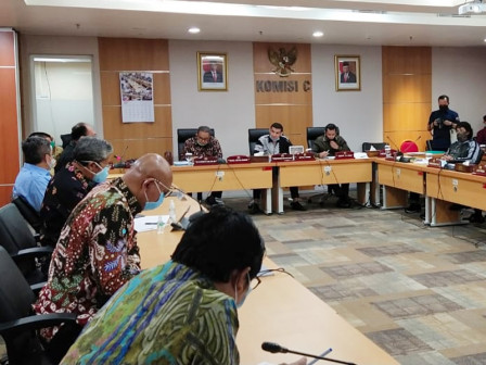 Komisi C Gelar Rapat Penyesuaian APBD 2020 Bersama BUMD