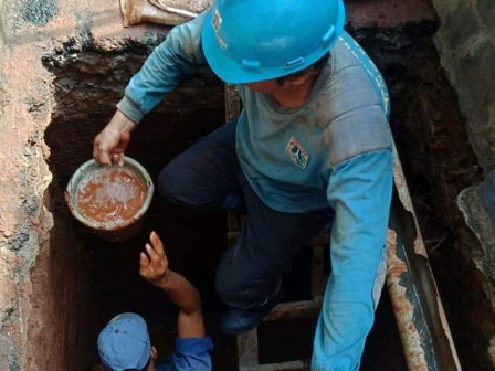 South Jakarta Has Completed 157 Infiltration Wells