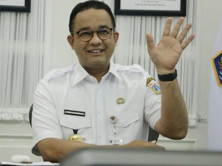 Hadiri Vicon Program Aware ke-3n Gubernur Anies Imbau SMK di Jakarta Proaktif Gandeng Dunia Industr