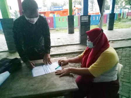 Social Aid Injected to Persons with Disabilities in South and North Thousand Islands