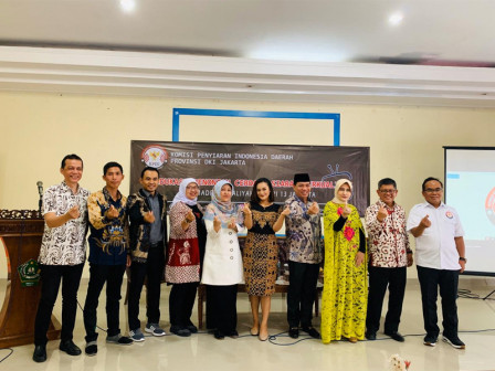 KPID Asked to Intensify Literacy and Education Broadcast Activities