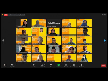 15 Badan Publik Kembalikan Kuesioner Monev 2021 ke KI DKI