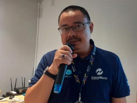 Jakarta Muharram Festival, Route Engineering Applied for Corridor 1 Transjakarta Bus