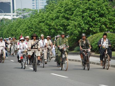 Melihat Eksistensi KOSTI Lestarikan Sepeda Ontel