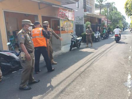 22 Pelanggar Prokes Covid 19 Ditindak di Sukabumi Utara