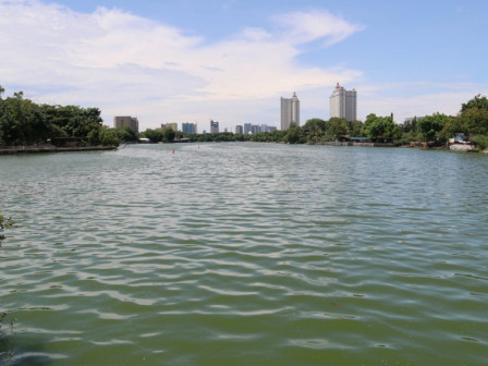 Sunter Lake Arrangement Project Continued