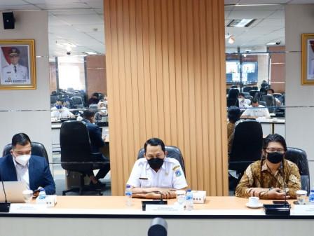 Bapenda DKI-Pusilkom UI Berkolaborasi Perluas Digitalisasi Pendapatan Daerah