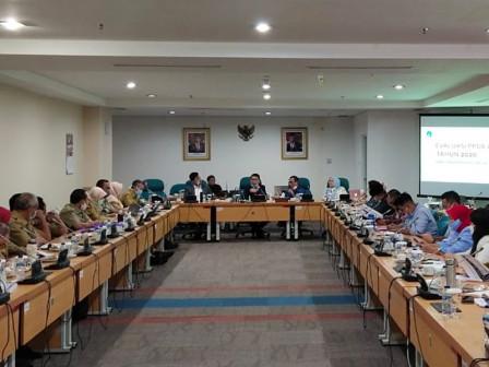 Komisi E Apresiasi Sistem PPBD DKI Tahun 2020
