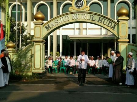 E. Jakarta Government Holds Gema 1 Muharram Parade in Pulogadung