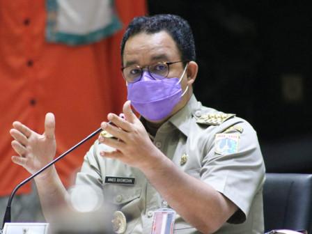 Perpanjangan PPKM Level 4 di Jakarta Sejumlah Sektor Dibuka Kembali