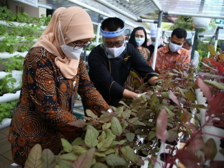 Dinas KPKP Panen Bersama di Hotel Ciputra Jakarta