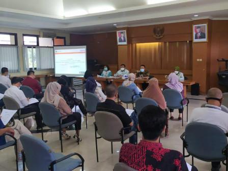 UPPPD Setiabudi Gelar Sosialisasi SPPT PBB-P2 di Aula Kantor Kelurahan Setiabudi