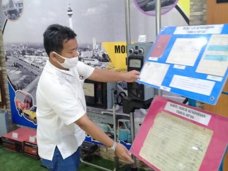 NASKAH UTK SERBA SERBI HUT JAKARTA : Yuk Lihat Mesin Uji Kir Jadul di PKB Ujung Menteng