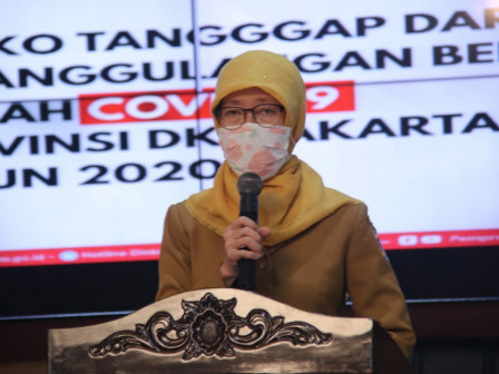 PPKM Mikro in Jakarta Extended to May 3 as Cases Spike
