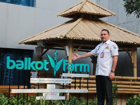 Arifin: Satpol PP Must Support Urban Farming Development