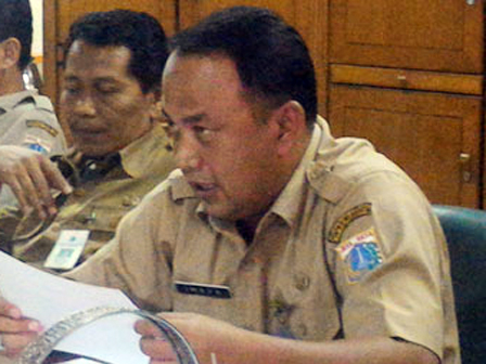 West Jakarta Proposes Channel Normalization on Jalan Raya Panjang