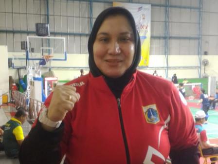 Dua Medali Emas Jadi Target Cabor Badminton DKI Jakarta