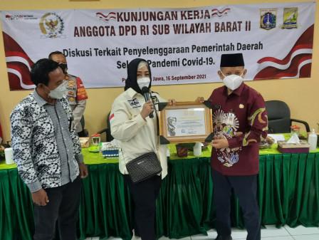 Kunker ke Pulau Untung Jawa Senator RI Serap Aspirasi Warga