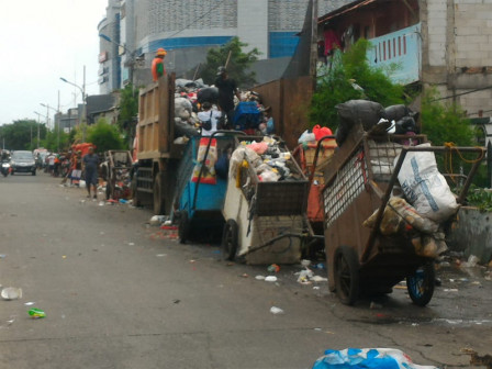 27 Tons of Garbage Transported from Kalianyar