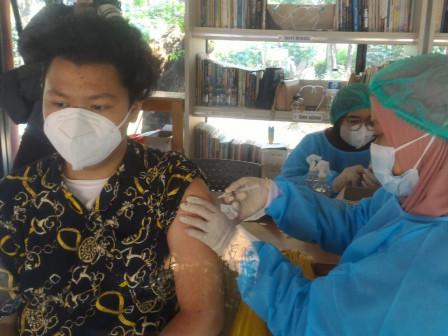 HIPMI JAYA Targetkan Vaksinasi 6000 Peserta di DKI