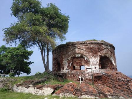 Taman Arkeologi Onrust Dibuka Lagi