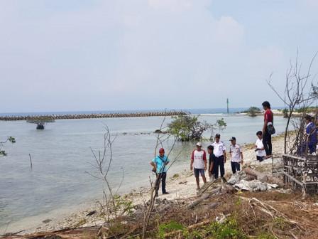 This December, Pier Repair in Sebira Island Targeted to Finish