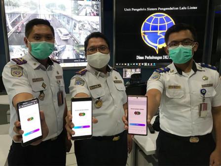 Dishub Luncurkan Sistem Pemantauan Lalu Lintas Terintegrasi CCTV